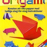 Origami - Konsten att vika papper med tydliga steg-för-steg-instruktioner