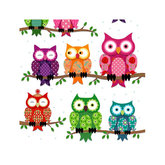 Napkin Owls