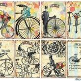 Paper set Mini/Bicycle