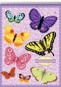 Sketchbook Butterfly eeBoo
