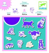 Stamp Set Cats