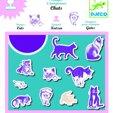 Stamp Set Cats