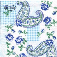 Servett Romantic Paisley