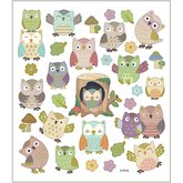 Stickers Owls