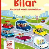 Bilar - pysselbok med klistermärken