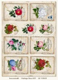 Paper Vintage Time 002