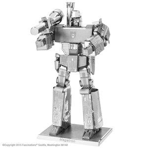 3d Metal Model Kit Megatron