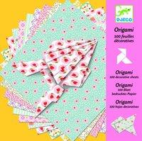 Origamipapper stl. 20x20 cm/100 st
