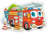 Puzzle Fire Engine