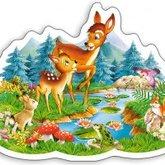 Puzzle Little Deer