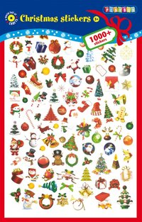 Stickers Christmas 1000+