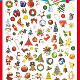 Stickers Christmas 1000+