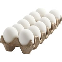 Plastic Eggs 12 pcs