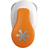 Paper Punch Snowflake 19mm