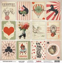 Vintage Circus/Magic Deck