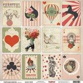 Vintage Circus/Magic Deck