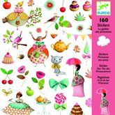Stickers Princesses Tea Party