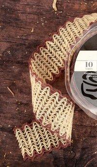 Weave Trim Mushroom