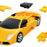 3d pussel Lamborghini Gul
