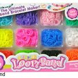 Loom Bands 1800 st