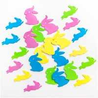 Foam Stickers Bunnies