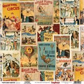 Vintage Circus/Posters
