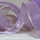Organza Ribbon Lilac 20 mm