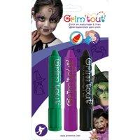 Face Paint Crayons 3 pcs