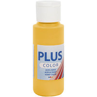 Plus Color Hobbyfärg/Yellow Sun 60 ml