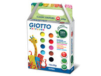 Modelling Clay Giotto Patplume 10 pcs