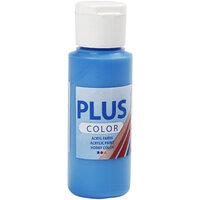 Plus Color Hobbyfärg/Primary Blue 60 ml
