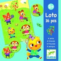 Lotto/Fyra vänner