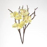 Cherry Blossom Twig Ivory
