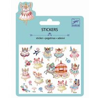 Stickers Puffy Fairies