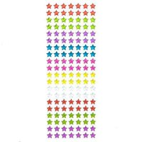 Epoxy Stickers Stars