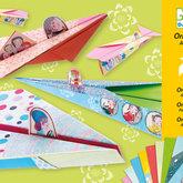 Origami - Flygplan