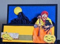 Bokmärken 7273 Halloween